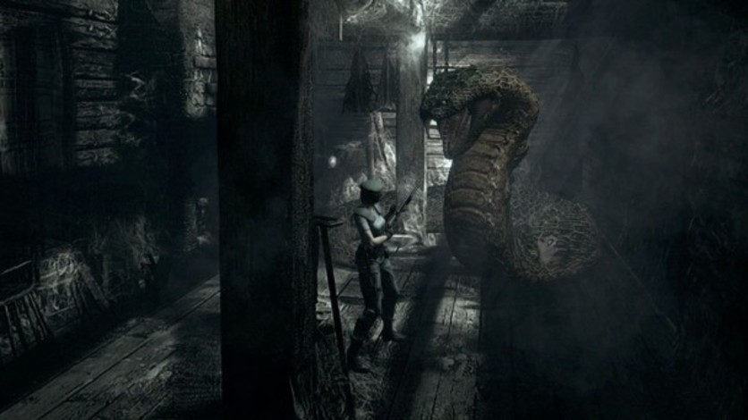Screenshot 9 - Resident Evil HD REMASTER