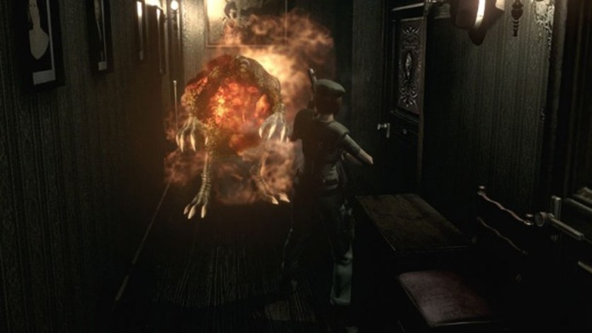 Screenshot 6 - Resident Evil HD REMASTER