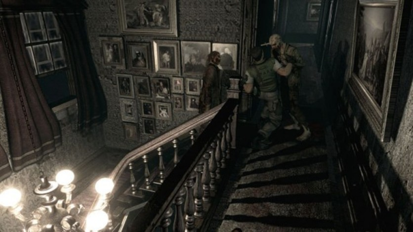 Screenshot 2 - Resident Evil HD REMASTER