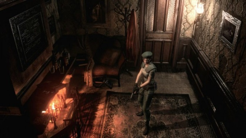 Screenshot 11 - Resident Evil HD REMASTER