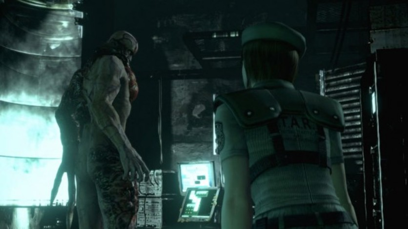 Screenshot 12 - Resident Evil HD REMASTER