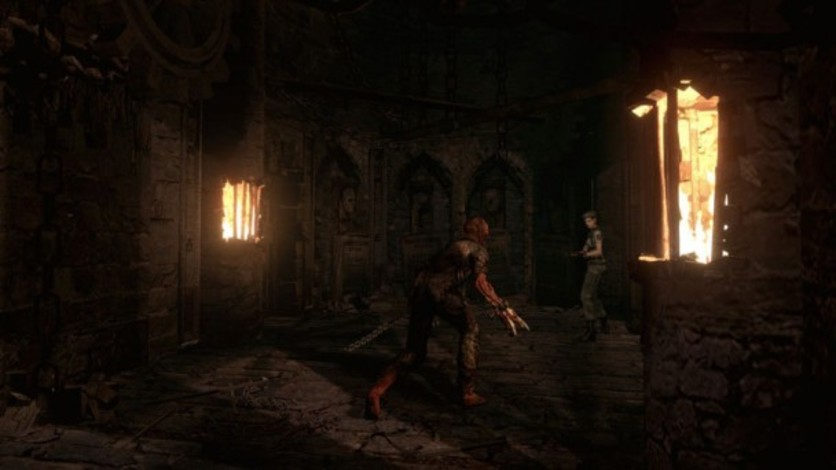 Screenshot 3 - Resident Evil HD REMASTER