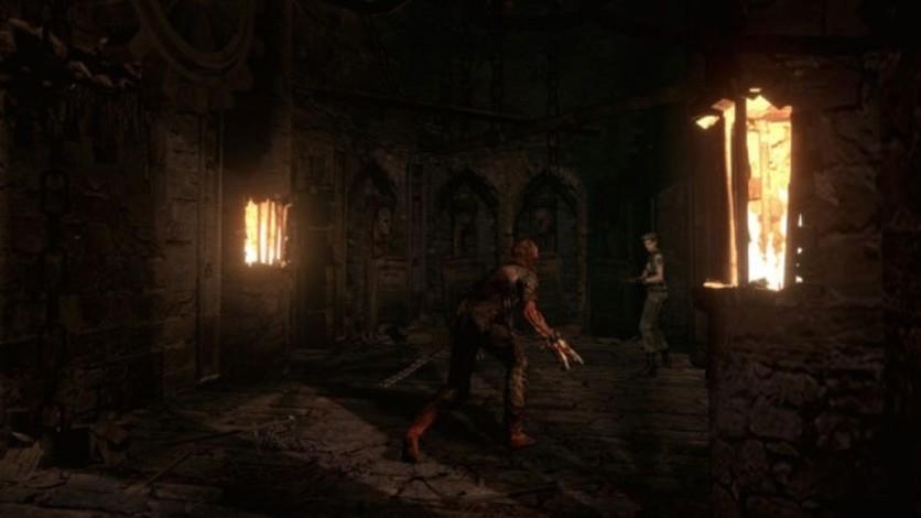 Screenshot 3 - Resident Evil HD REMASTER