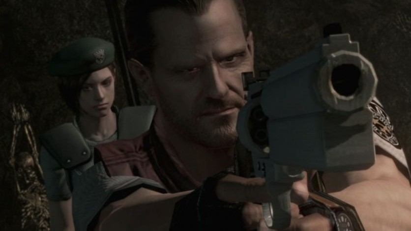 Screenshot 7 - Resident Evil HD REMASTER