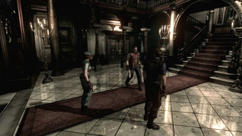 Screenshot 4 - Resident Evil HD REMASTER