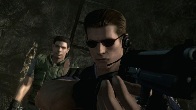 Screenshot 15 - Resident Evil HD REMASTER