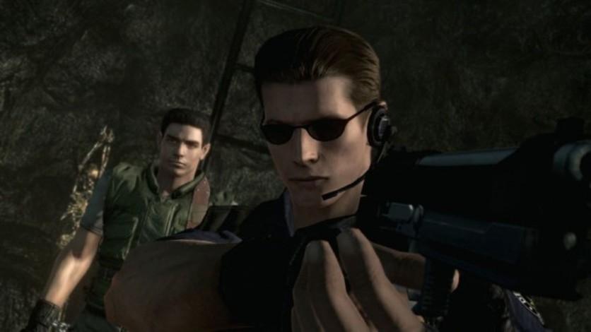 Screenshot 15 - Resident Evil HD REMASTER