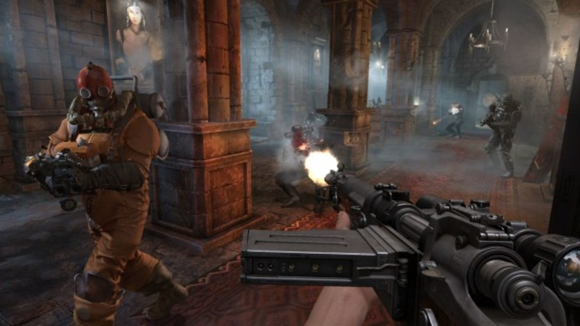 Screenshot 2 - Wolfenstein: The Old Blood