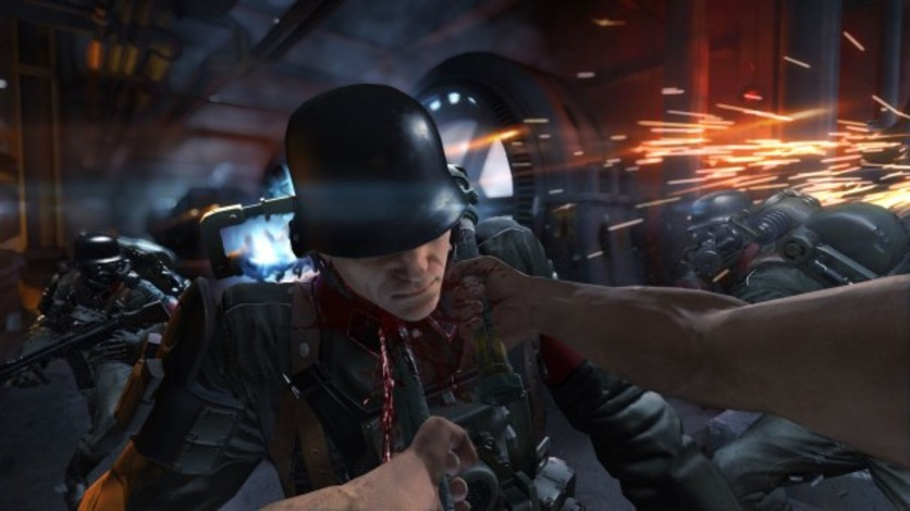 Screenshot 6 - Wolfenstein: The Old Blood