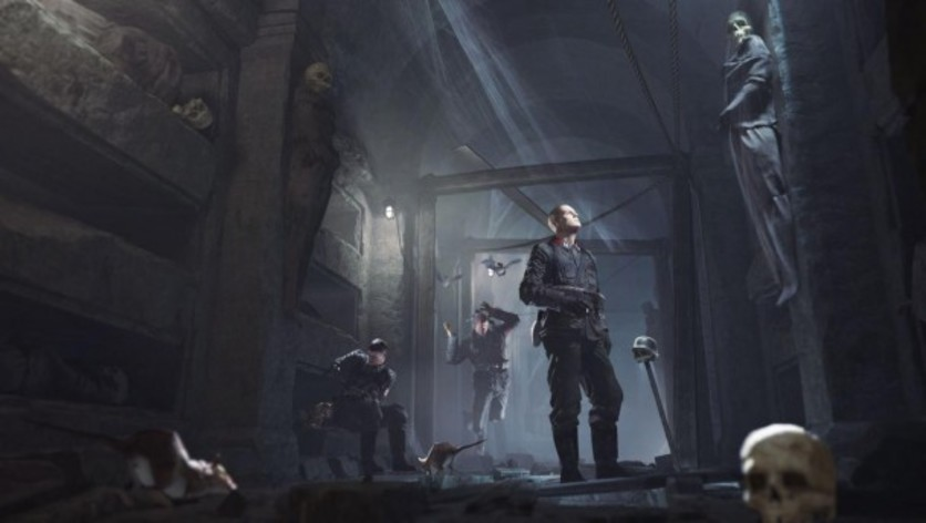Screenshot 3 - Wolfenstein: The Old Blood