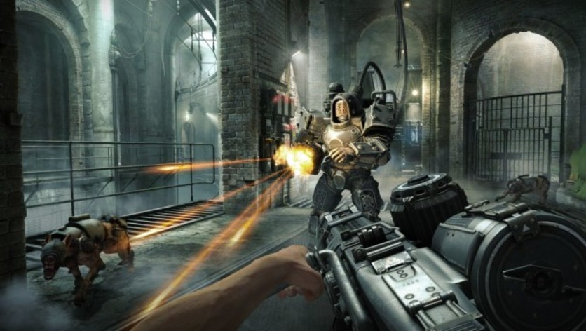 Screenshot 4 - Wolfenstein: The Old Blood