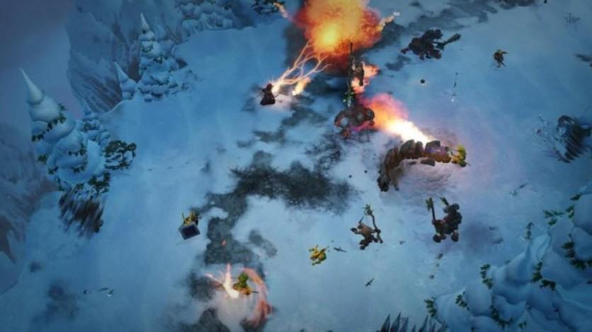 Screenshot 8 - Magicka 2 - Deluxe Edition