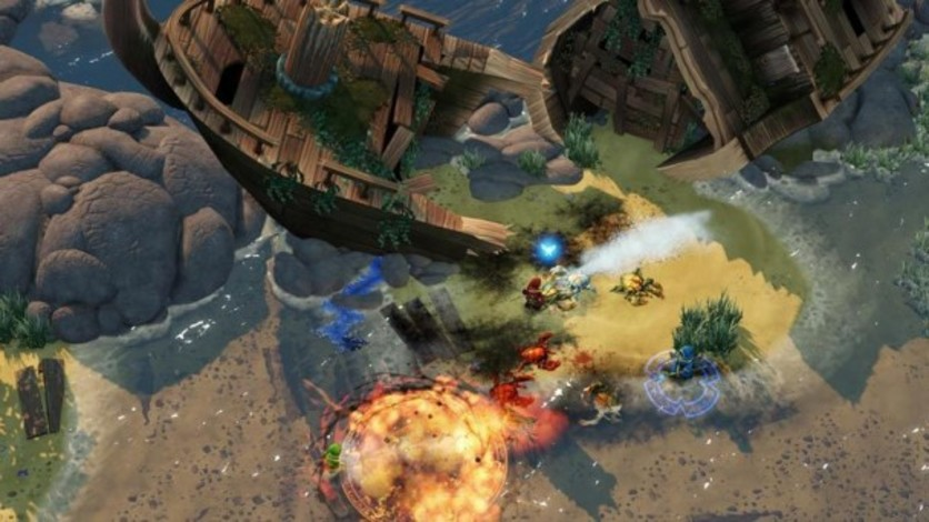 Screenshot 18 - Magicka 2 - Deluxe Edition