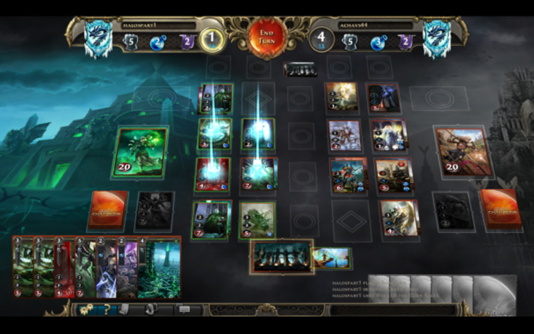 Screenshot 3 - Might & Magic: Duel of Champions - Advanced Pack 2