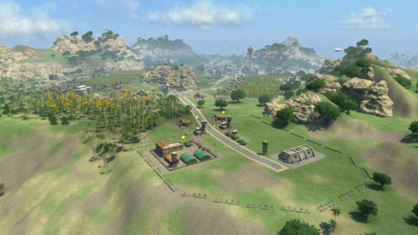 Screenshot 1 - Tropico 4: Apocalypse