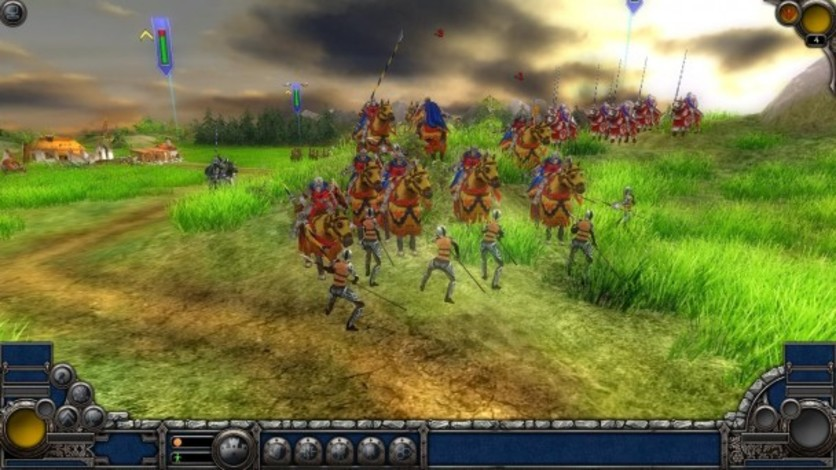 Screenshot 1 - Elven Legacy: Siege