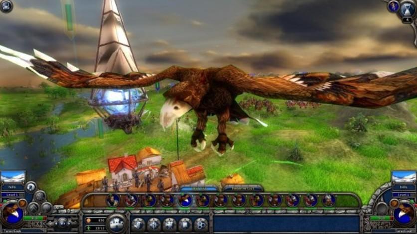 Screenshot 5 - Elven Legacy: Siege