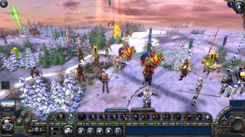 Screenshot 7 - Elven Legacy: Siege