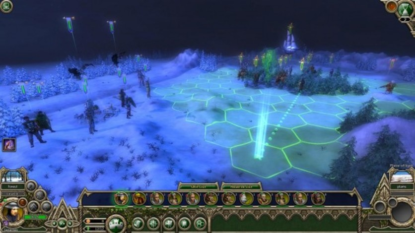 Screenshot 3 - Elven Legacy: Siege