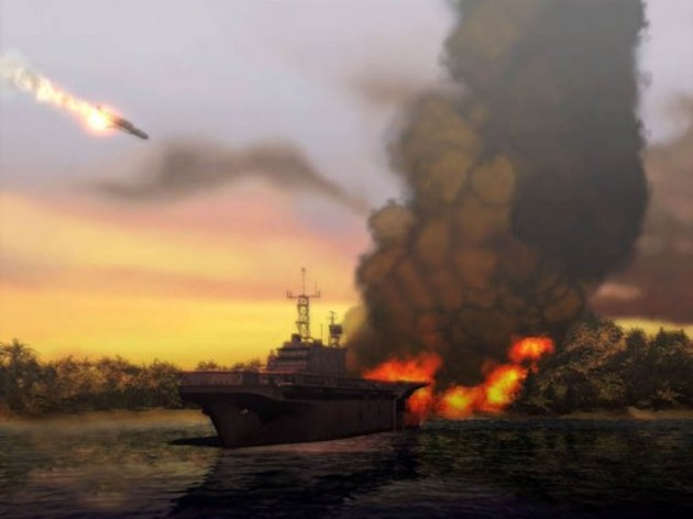 Screenshot 9 - Act of War: High Treason