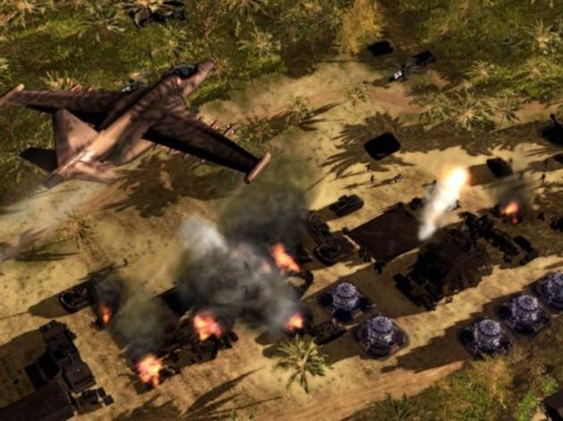 Screenshot 11 - Act of War: High Treason