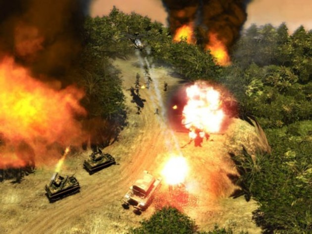 Screenshot 7 - Act of War: High Treason