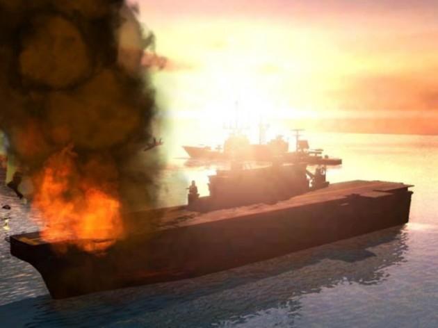 Screenshot 8 - Act of War: High Treason