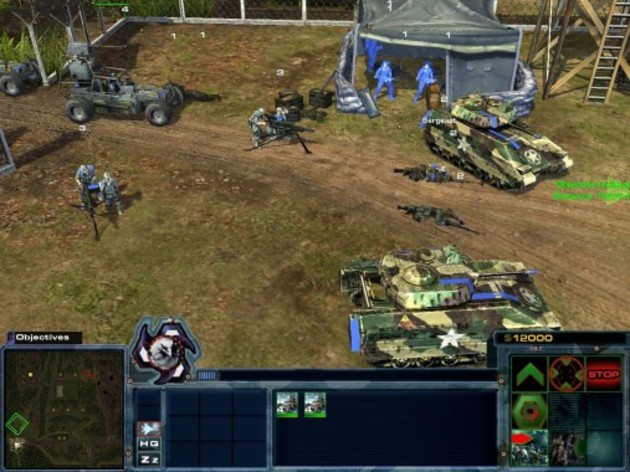 Screenshot 4 - Act of War: High Treason
