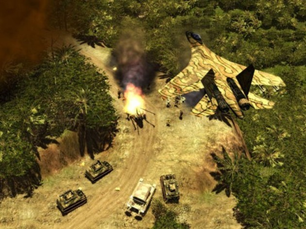 Screenshot 10 - Act of War: High Treason