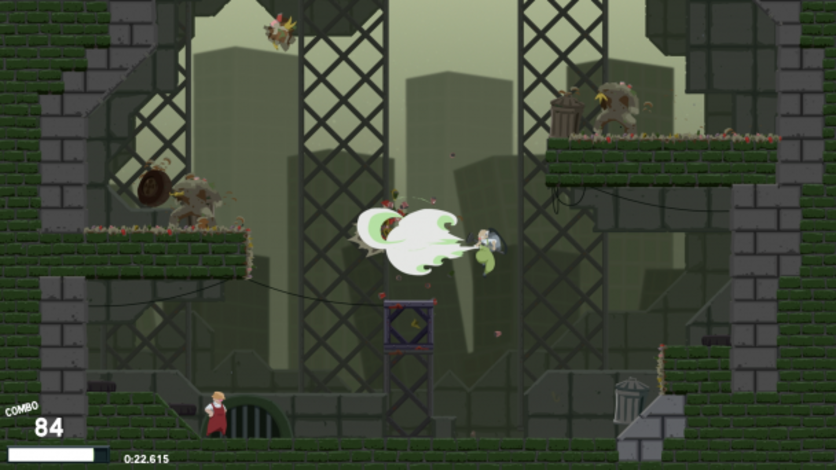 Screenshot 6 - Dustforce