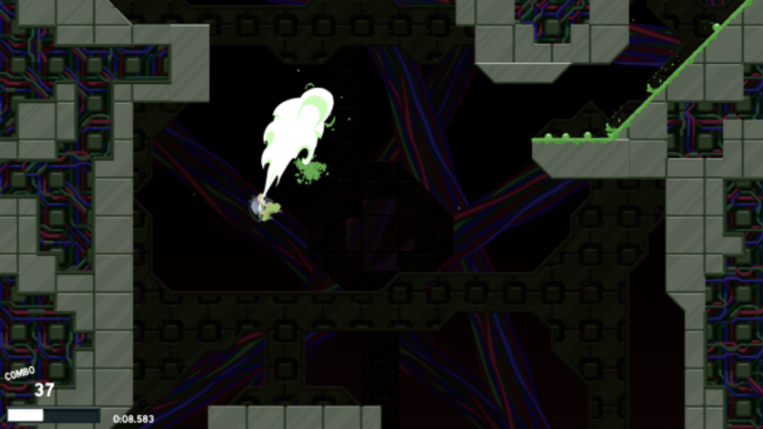 Screenshot 4 - Dustforce