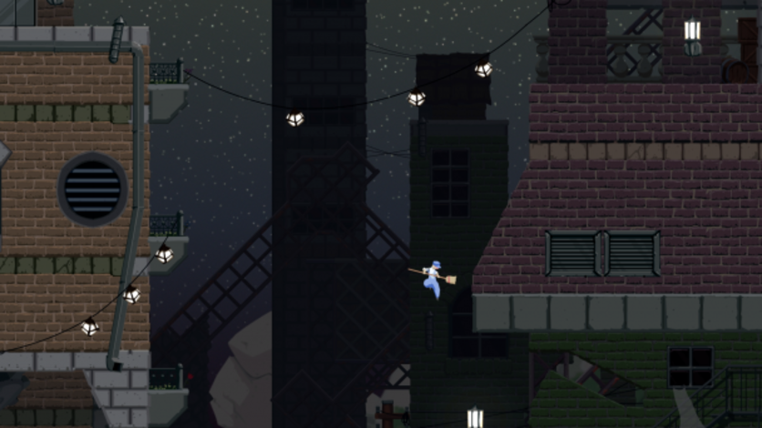 Screenshot 7 - Dustforce