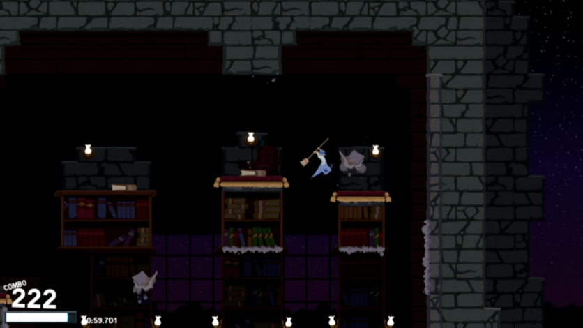 Screenshot 5 - Dustforce