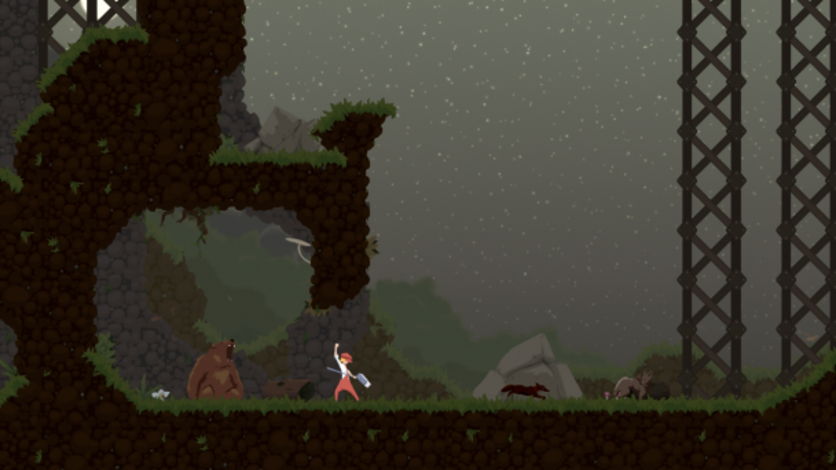 Screenshot 10 - Dustforce