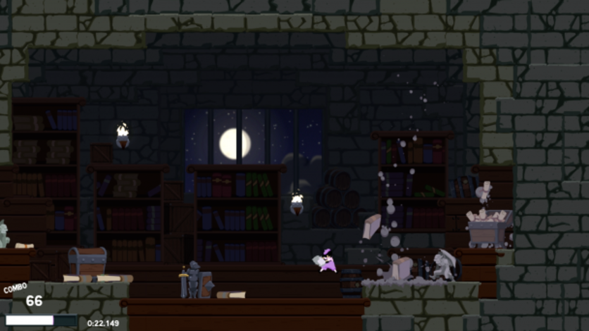 Screenshot 9 - Dustforce