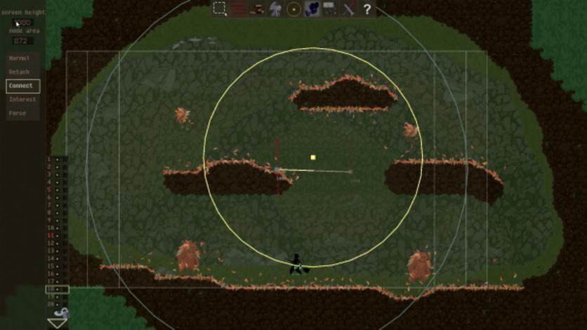 Screenshot 3 - Dustforce