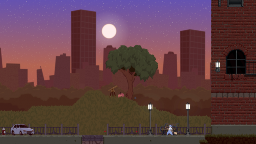 Screenshot 8 - Dustforce