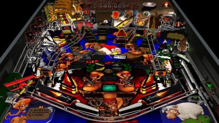 Screenshot 5 - Worms Pinball