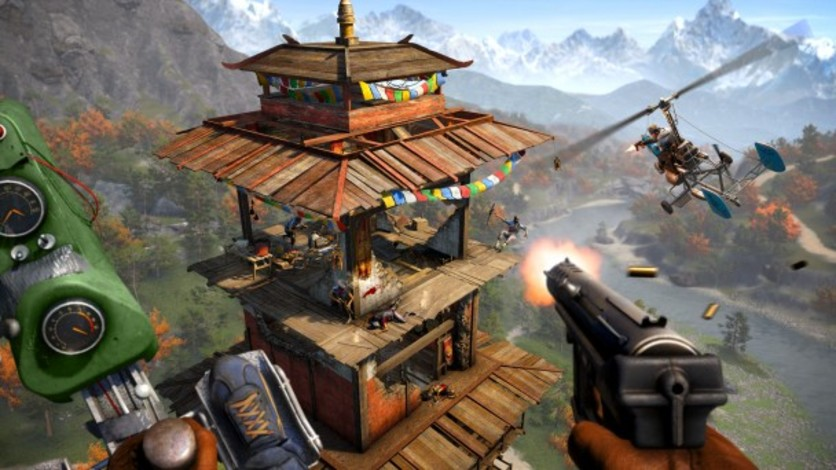 Screenshot 5 - Far Cry 4 - Escape from Durgesh Prison