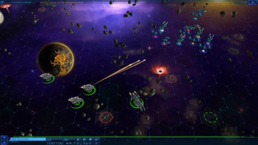 Screenshot 5 - Sid Meier's Starships