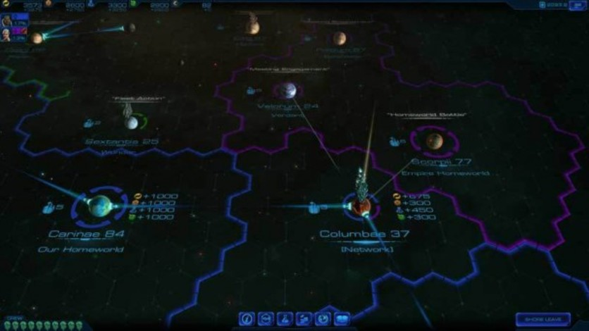 Screenshot 3 - Sid Meier's Starships