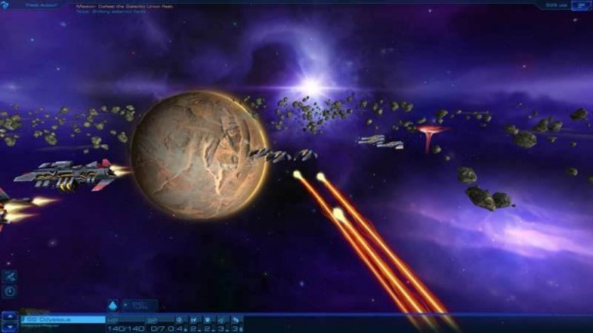 Screenshot 4 - Sid Meier's Starships