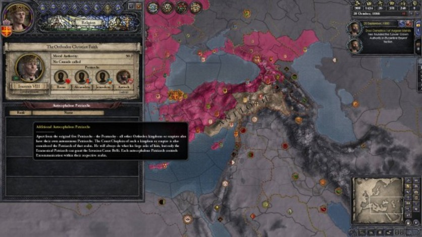 Screenshot 10 - Crusader Kings II: Legacy of Rome