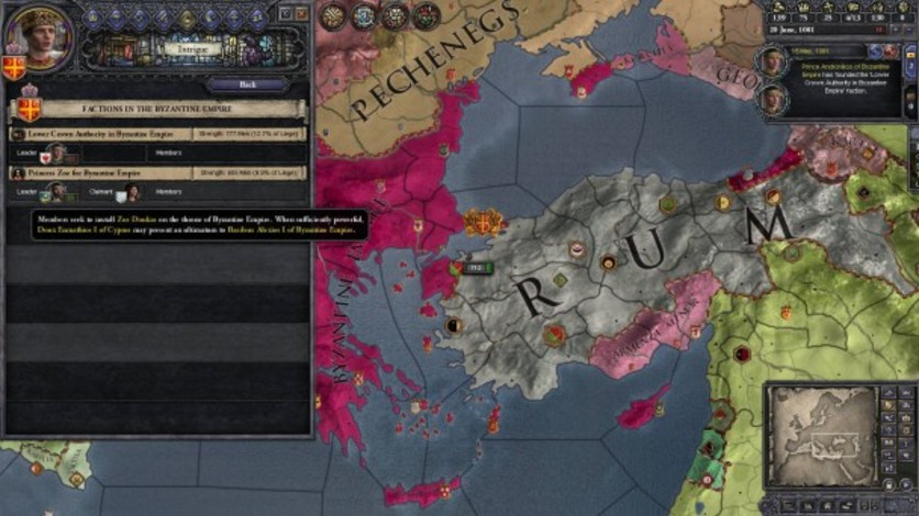Screenshot 9 - Crusader Kings II: Legacy of Rome