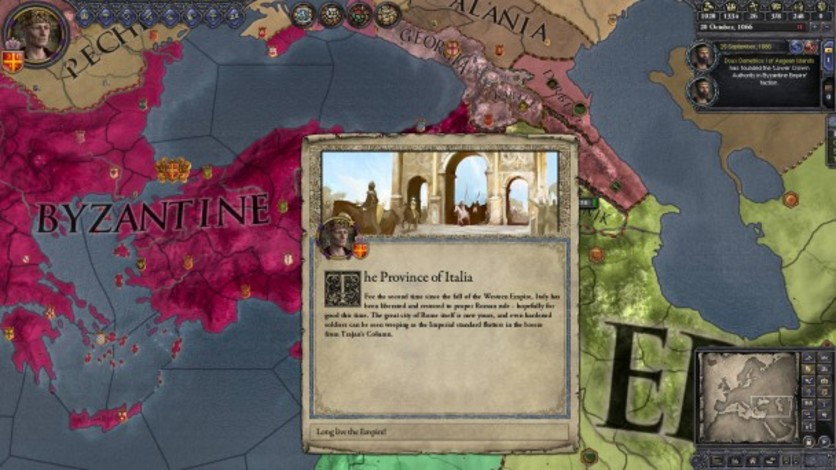 Screenshot 6 - Crusader Kings II: Legacy of Rome