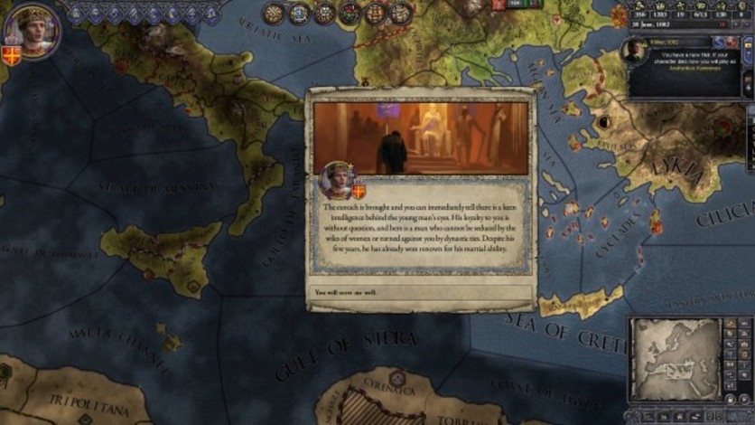 Screenshot 2 - Crusader Kings II: Legacy of Rome