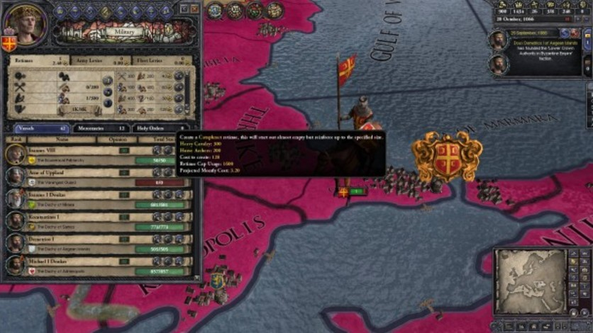Screenshot 7 - Crusader Kings II: Legacy of Rome