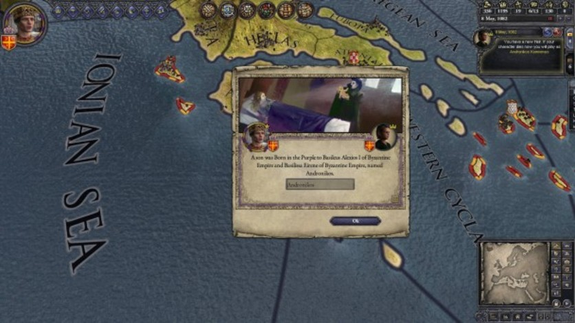 Screenshot 3 - Crusader Kings II: Legacy of Rome