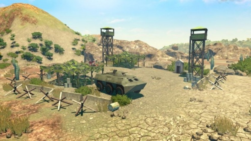 Screenshot 1 - Tropico 4: Junta Military