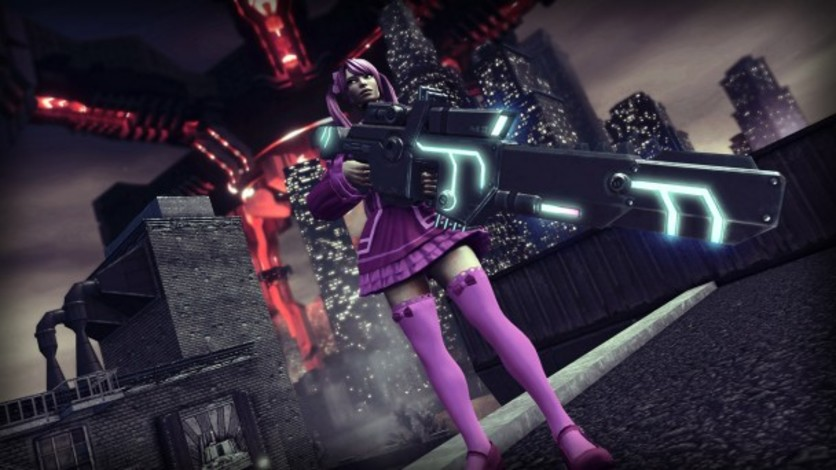 Screenshot 5 - Saints Row IV - Anime Pack